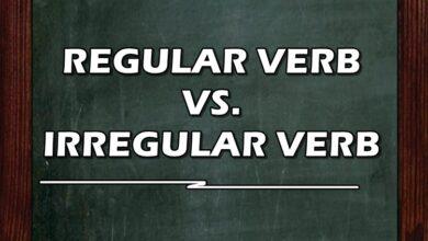 Photo of افعال باقاعده و بیقاعده در انگلیسی (Regular and Irregular Verbs)