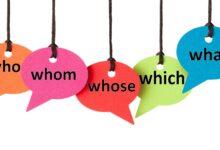 Photo of Interrogative Pronouns